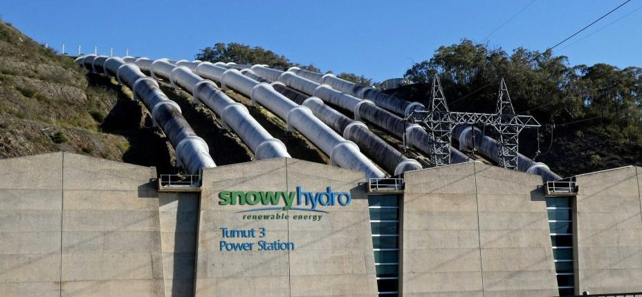SNOWY HYDRO 2.0 GOOD TO GO