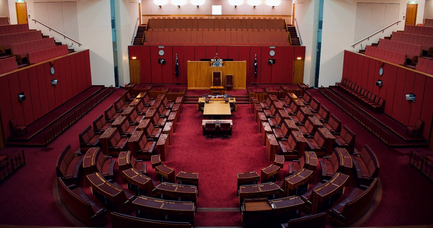 WHAT DOES SENATE ESTIMATES MEAN FOR THE PUBLIC SERVICE?