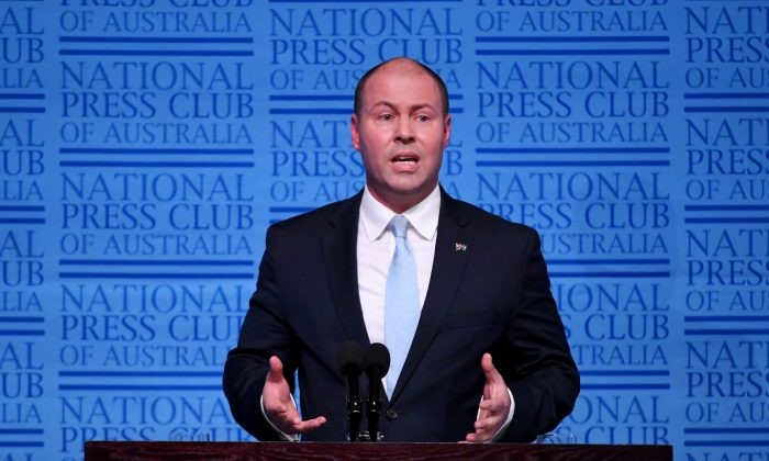 WHAT DID WE LEARN FROM THE TREASURER'S PRESS CLUB ADDRESS?