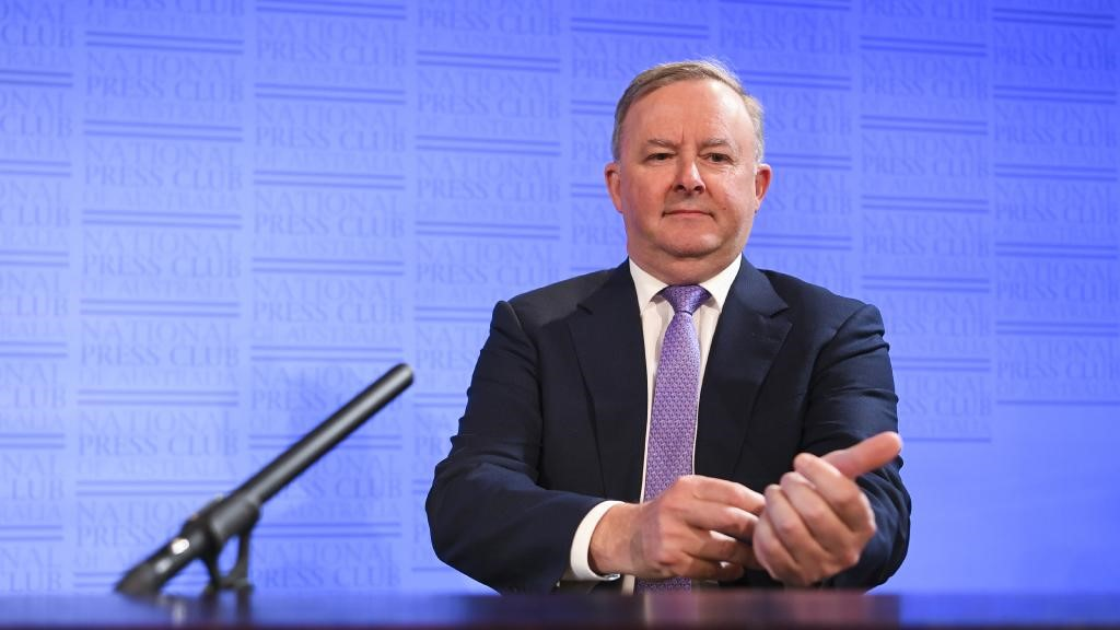 BREAKING: ALBANESE OUTLINES SCIENCE PLATFORM IN SIXTH VISION STATEMENT