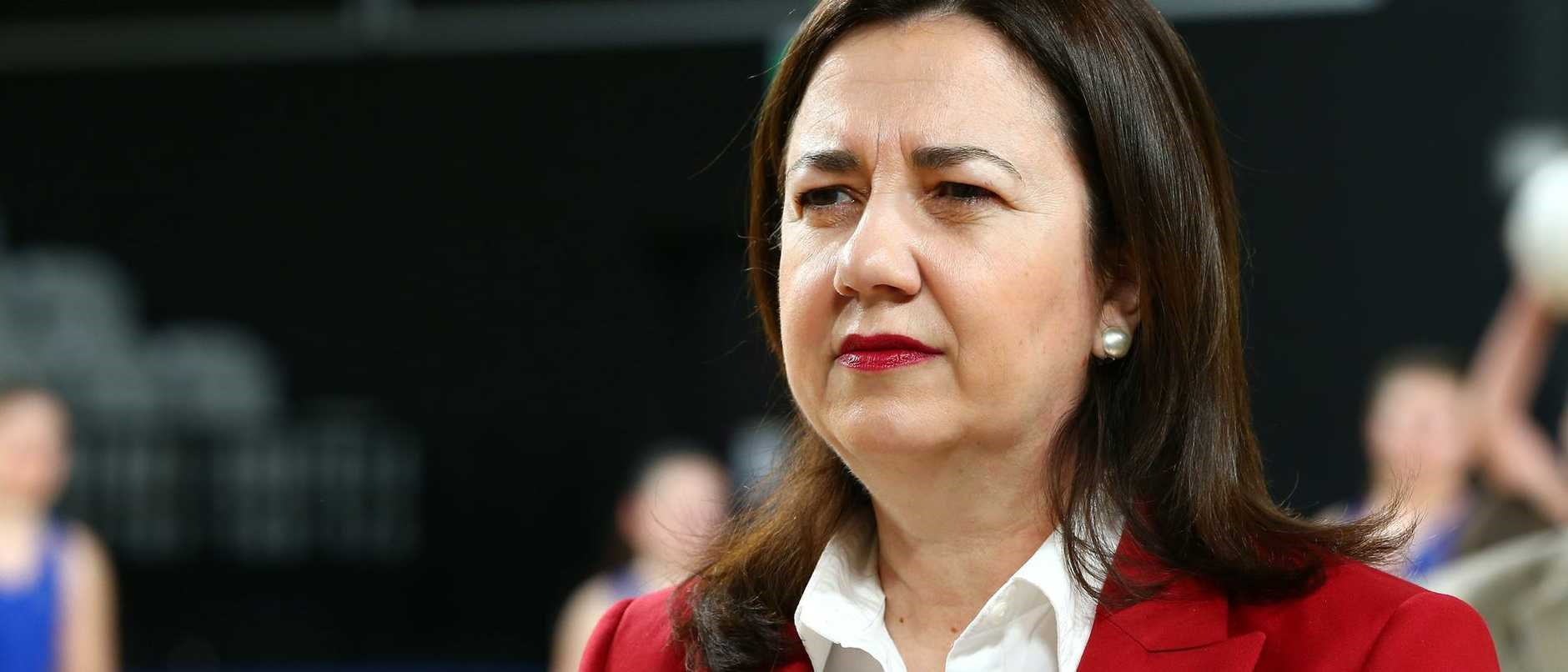 LEADERS OF THE PANDEMIC – QUEENSLAND PREMIER, THE HON ANNASTACIA PALASZCZUK MP